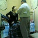 Смазливая девушка с хвостами порется с чернокожим хахалем